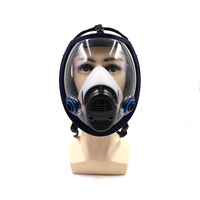 Chemical Gas Mask Only Body Without Filter Cartridges Paint Breathing Mask Dust Respirator Pesticide Masks Compare