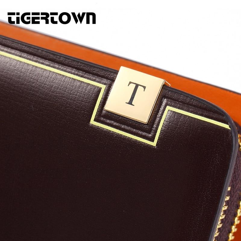 de mão sacolas de embreagem Composição : Cowhide Leather