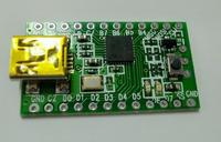 Free Shipping! 1pc Teensy USB development board AVR MKII ISP download cable AT90USB162