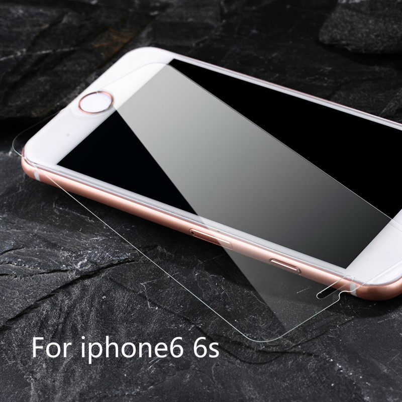 2.5d protective glass for iPhone 6 tempered glass on the for iphone6 screen protector 0.26mm for iphone 6s glass film Ultra-thin