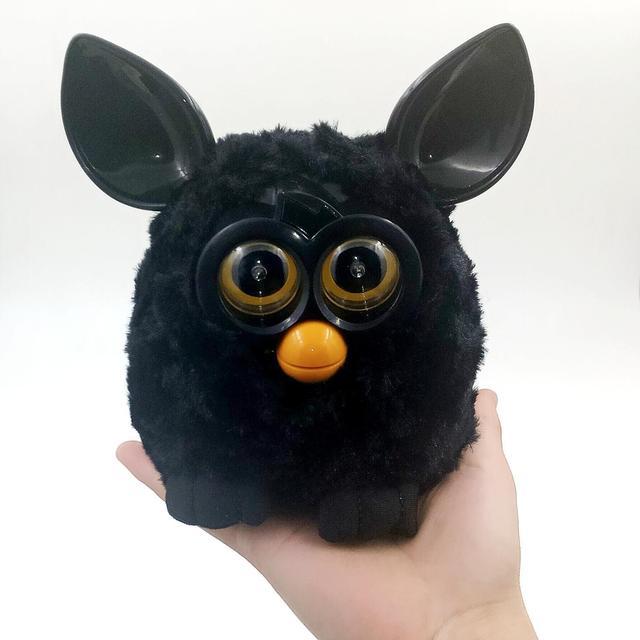 2016 New arrival 1 pcs Língua Russa Falar Eletrônico Firbi Elfos Brinquedo De Pelúcia Inteligente Furbiness Lança Brinquedos Interativos