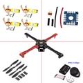 Bastidor f450 quadcopter frame kit apm2.6 y 6 m gps 2212 1000kv hp 30a 1045 prop ~ f4p01