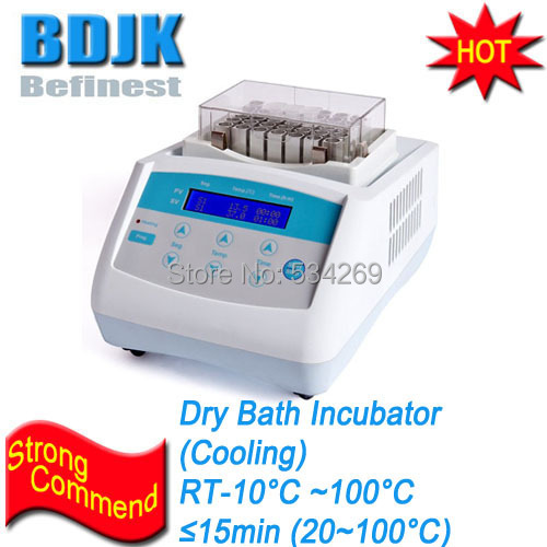 DTC-100 Lab Dry Bath Incubator with Cooling Type Laboratory Thermostatic Equipment high torque 14m timing belt 2506 14m 40 teeth 179 width 40mm length 2506mm rubber htd2506 14m 40 htd14m timing belt htd2506 14m