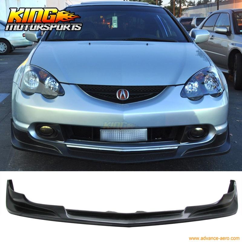 FOR 02 04 Acura RSX MUG Front Bumper Lip Spoiler Urethane