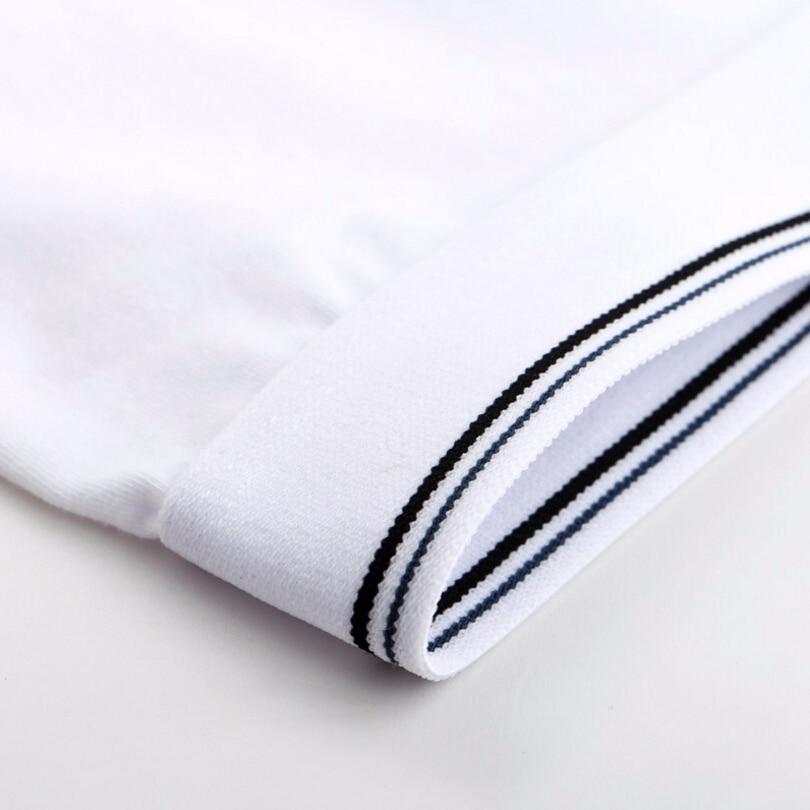 6Pcs/lot Quality Cotton Antibacterial Comfortable Long Leg Shorts Men's Boxers Shorts Male Underpant Man Underwear Plus Size 7XL