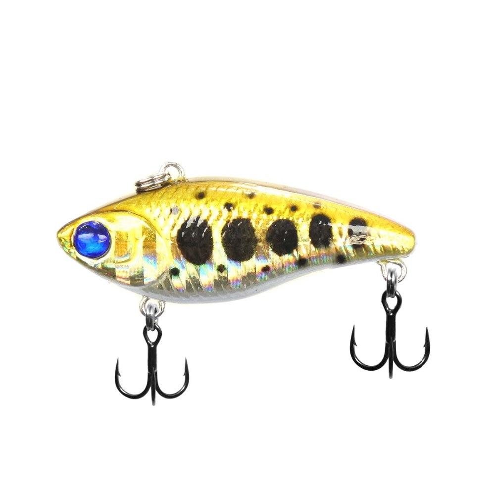 "Fishing Tackle Hard Lure Bait 2.4"" 7g Crankbait Deep water Bass Sliver Crappie"