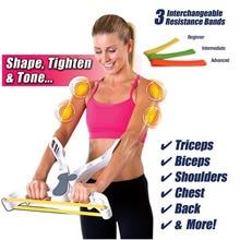 Дропшиппинг чудо-руки упражнения группы верхней части тела руки бицепс плеча груди спины тренировки машина Brawn тренировка Устройства фитнес