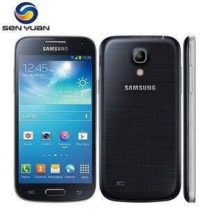 Original Samsung Galaxy S4 Mini I9195 S4mini 3G 4.3