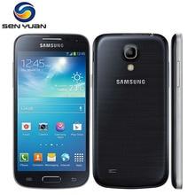 Orijinal Unlocked Samsung Galaxy S4 Mini I9195 I9192 cep telefonu 3G 4.3 ''WIFI GPS 8MP Kamera S4 mini Cep telefonu
