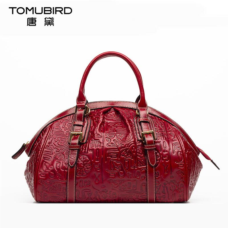 Genuine leather bag free delivery Women bag  Chinese wind retro hand bag Ethnic original embossed handbag original national wind leather ladies handbag 2017 spring of the new chinese wind hand bag woman women s handbags