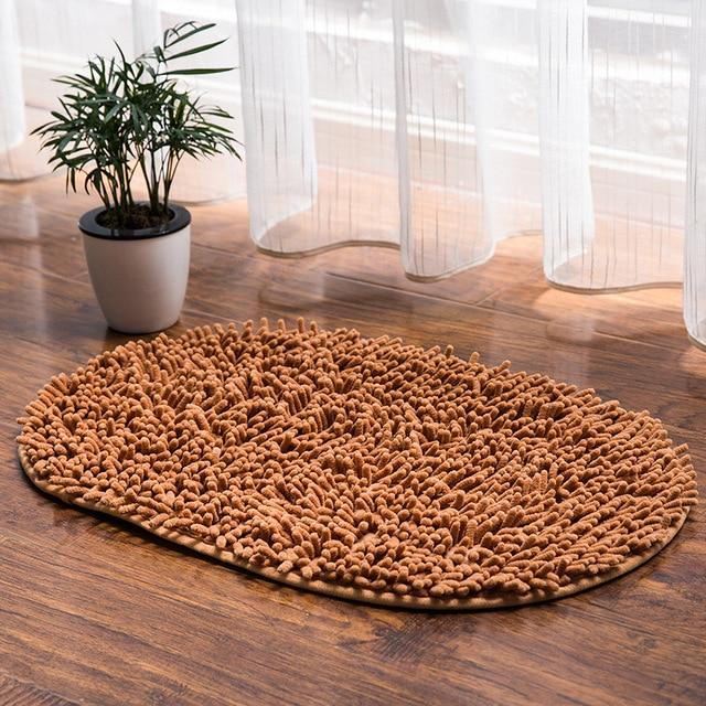 Super Water Absorbent Bathroom Carpet Non slip Kitchen Bath Mat