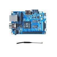Original Banana Pi BPI M1 Plus A20 Dual Core 1GB RAM Open source development board single board computer Raspberry pi compatible