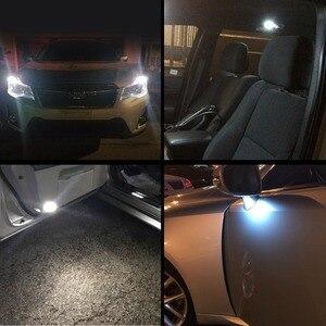 Image 5 - Safego 4pcs 1156 BA15S LED Car Bulbs P21W Turn Signal Light 7506 50 SMD 3014 White Lamp 6000K 12V Reverse lights Brake Lights