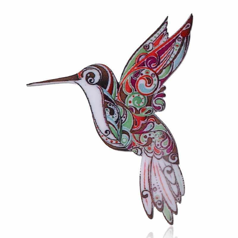 Smalto Oriole Uccello Spille Figura Della Farfalla delle Donne di animale Uccello Scorpion Spilla Spilli Vestiti di Vestito Banchetto Spilla Regalo Dei Monili