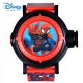 2016 NEW spiderman Cartoon Projection led Projector 20 Images Children Digital Projection Watch