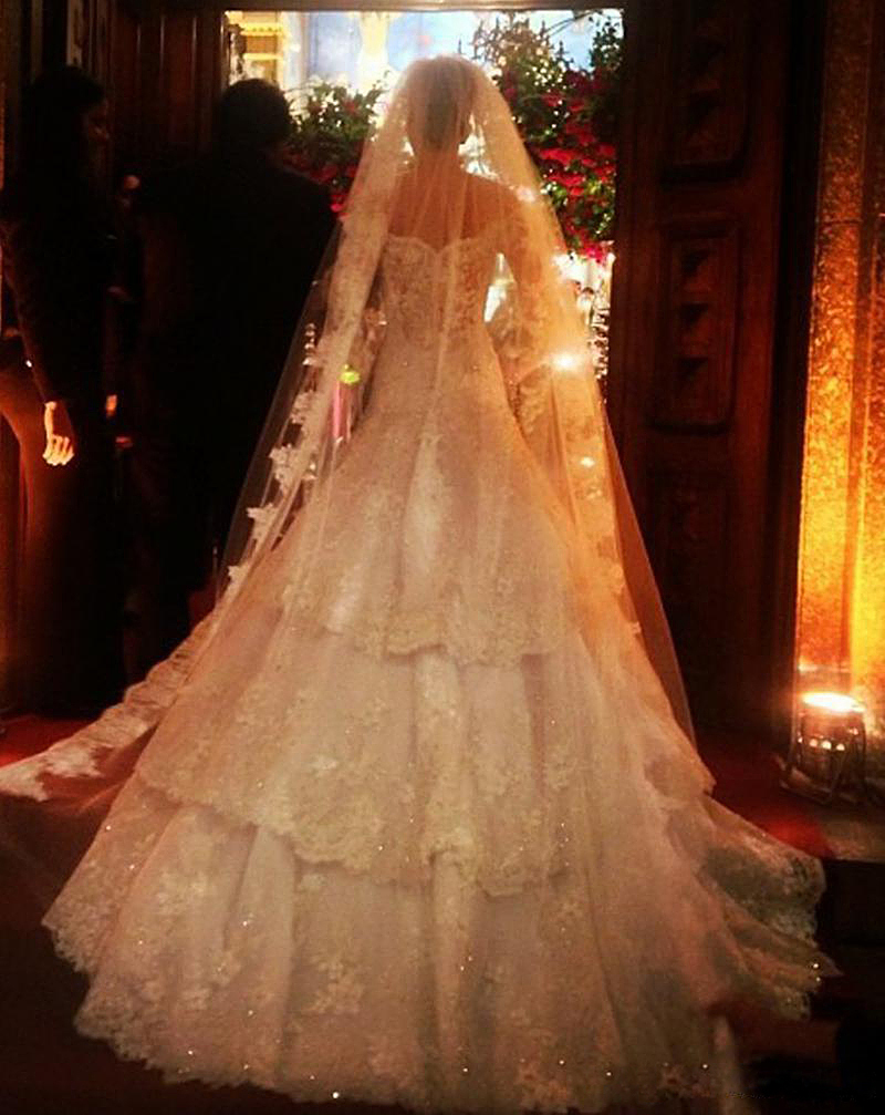 Aliexpress.com : Buy Halloween Wedding Gowns 2017 lace wedding ...