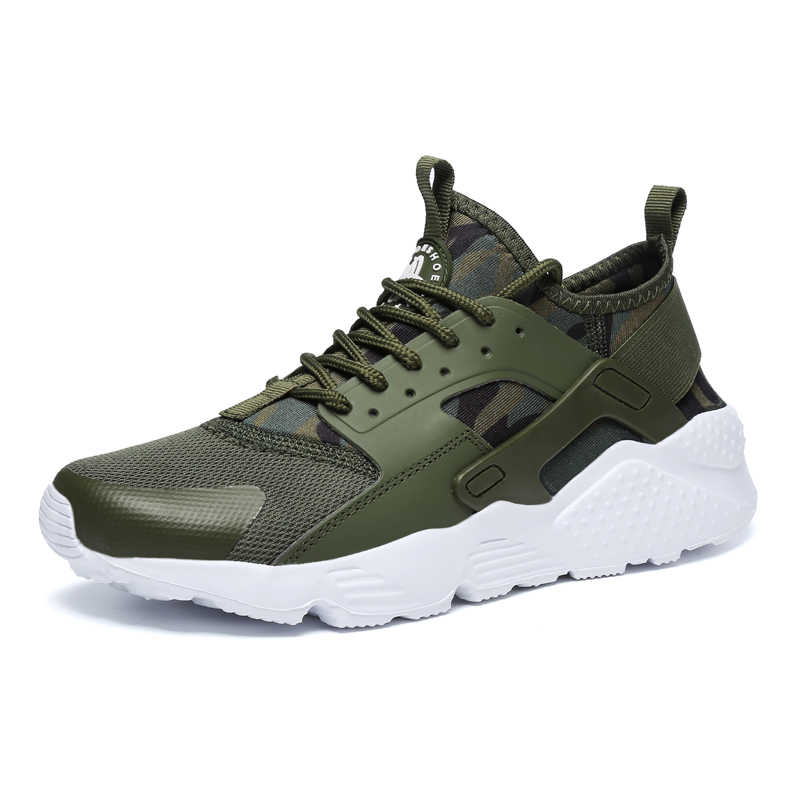 b6e4d9a21eaaf ... POLALI 2018 unisex big size 47 Military Camouflage flats Men Shoes  spring Summer Trainers Male Tenis ...