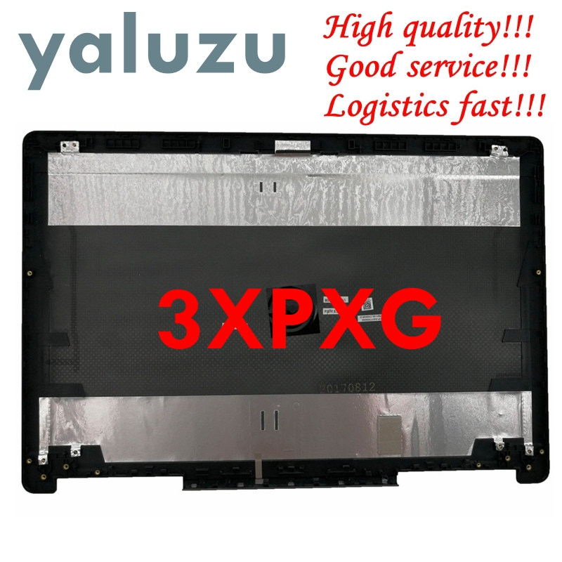 YALUZU New Laptop LCD Top Cover For DELL 17 7710 7720 M7710 AQ1TT000202 03XPXG 3XPXG N4FG4 0N4FG4 back cover gzeele new for dell precision 17 7710 7720 m7710 m7720 top cover a case switchable lcd back cover n4fg4 0n4fg4 lcd rear lid case