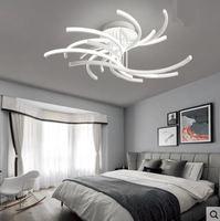Простой Современная оригинальная Светодиодная лампа спальня гостиная кухня коридор книги по искусству Мода исследование потолочный свети