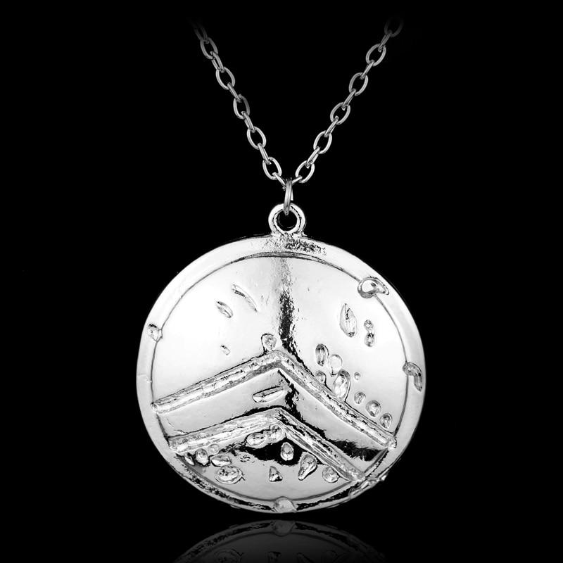 spartan shield necklace promotion shop for promotional
