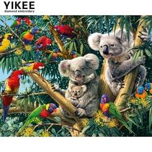diamond embroidery Koala, diamond,mosaic,diy,full,square,diamond painting animal