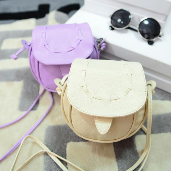 Acrolyn Store Women Small Tongue Shoulder Bags Mini Candy Color Messenger Bag