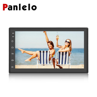 Panlelo S3 2 Din Android 6.0 Car Radio 1024x600 GPS Navigation Bluetooth USB Player 1G DDR3 16G ROM 2din Car Radio GPS Android