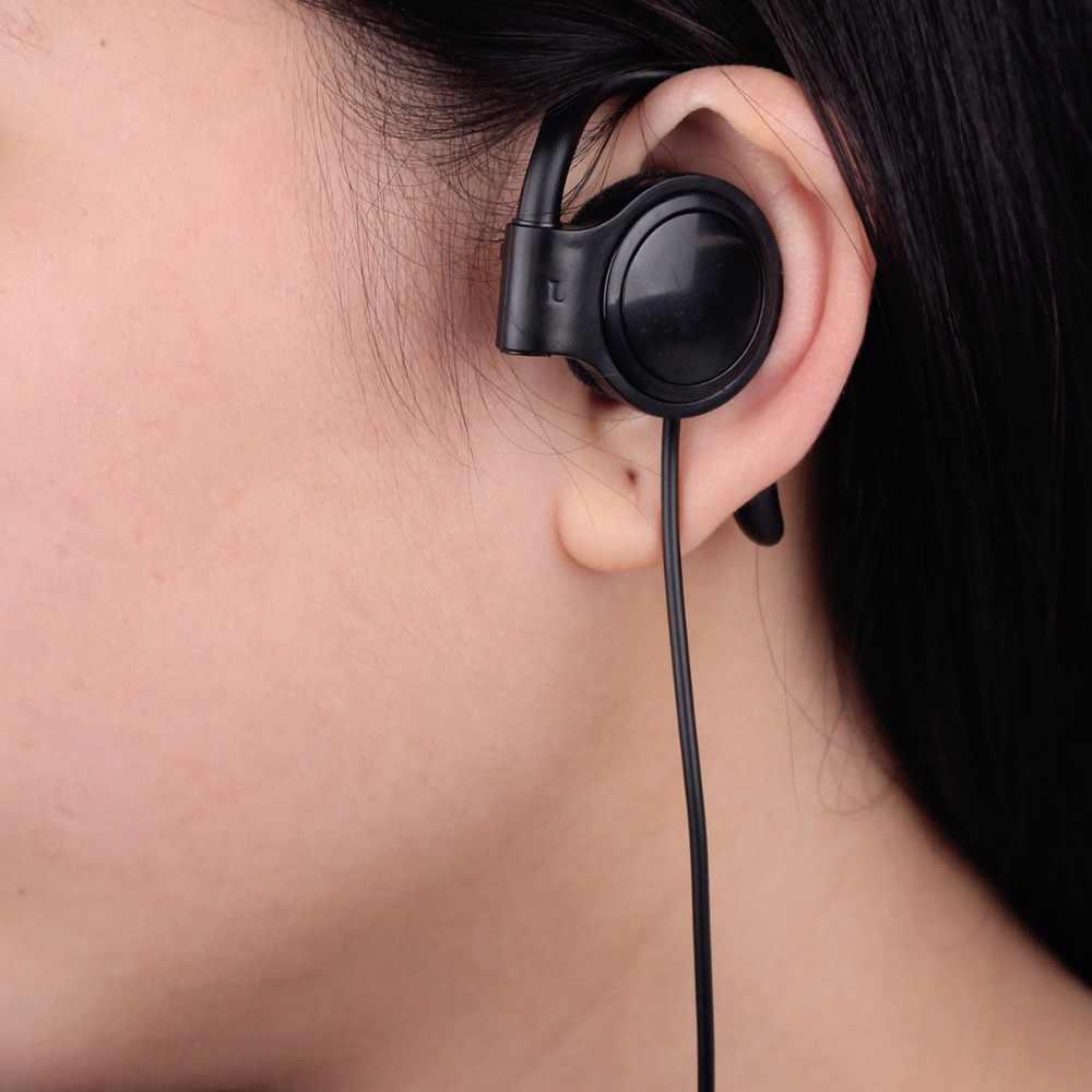 Retekess Plug Standar 3.5 Mm Mendengarkan Hanya Earpiece Headset Earphone untuk Portable Profesional Radio Tour Guide Sistem F4510A