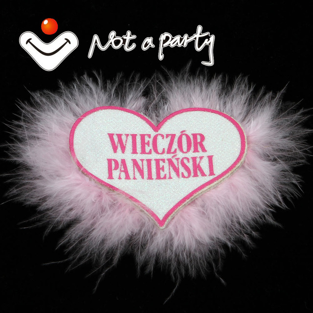 12pcs Of Pale Pink Feather Button Wieczor Panienski Brooch Polish