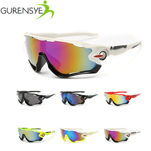 NEW Men Women UV400 Cycling Sunglasses Eyewear MTB Bike Bicycle Racing Windproof Goggles Outdoor Sport Glasses oculos ciclismo