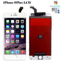 Factory AAA Quality LCD Display For Apple IPhone 6 Plus 5 5 Module Touch Screen Digitizer