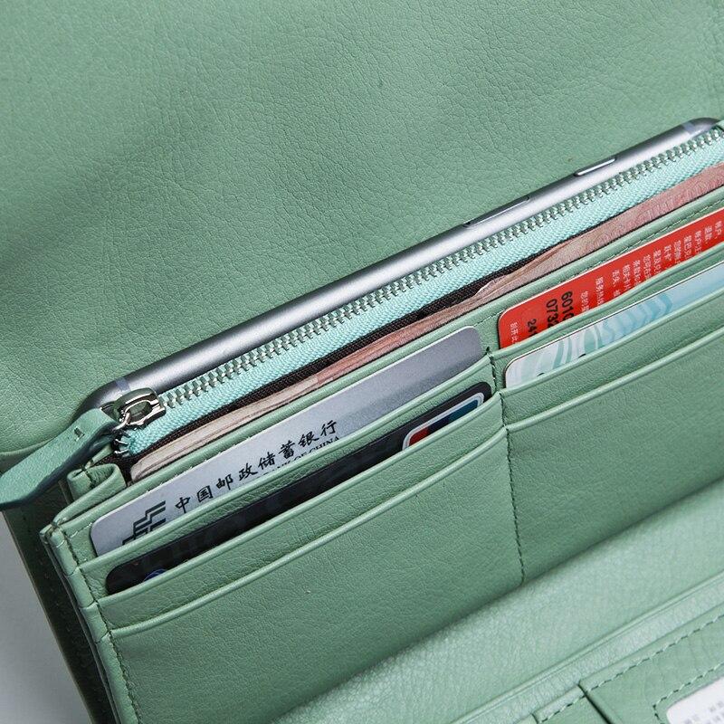 moda feminina coreano três vezes Interior : Note Compartment, suporte de Cartão