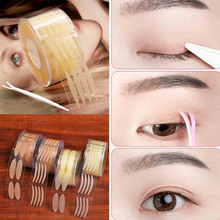 600 Pcs Self Adhesive Double Eyelid Lift Strips Big Eyes Make up Tape Stickers MH88