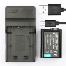 BoKa NP-FW50 NP FW50 Rechargeable Camera Digital Battery + Micro USB Charger For Sony A6000 ILCE-6000 ILCE-6000/B 6000/S 6000L