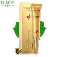 QYF 15g Eyes Creams Skincare Moisturizing Anti Puffiness Eye Cream Remove Fat Granule Dark Circle Anti