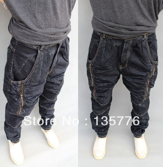 Aliexpress.com : Buy Free shipping mens harem pants New 2013 hip ...