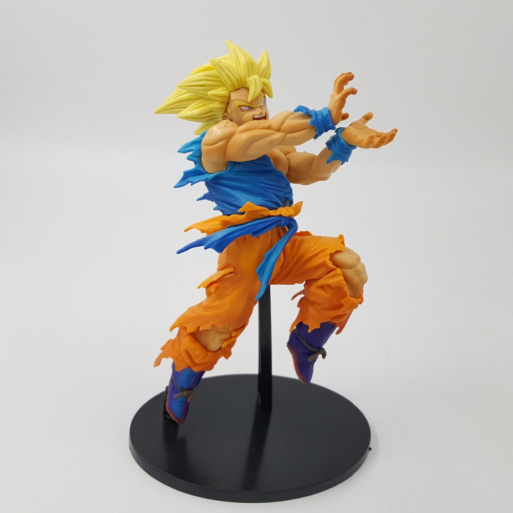Dragon Ball Z Super Saiyan Son Goku Gohan PVC DBZ Figure Anime Figurine Toys UK