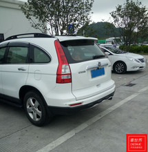 High Quality Abs Plastic Painted Factory Style Spoiler/Wing For CR-V 2007-2011