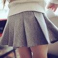 Бесплатная доставка летний новый детская одежда девушки Лолита диких гофрированная юбка сплошной цвет мальчик