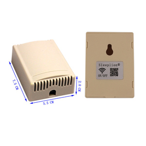 Image 5 - Sleeplion 100 Meter 24V 4CH Remote Switch Electric Door Remote Control Switch Universal 24V 4CH 315MHz/433MHz Transeiver