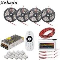 Mi light Remote Led Controller Power Supply Adapter,SMD5050 Led Strip White/Warm White/Blue/Red Flexible Light DC12V