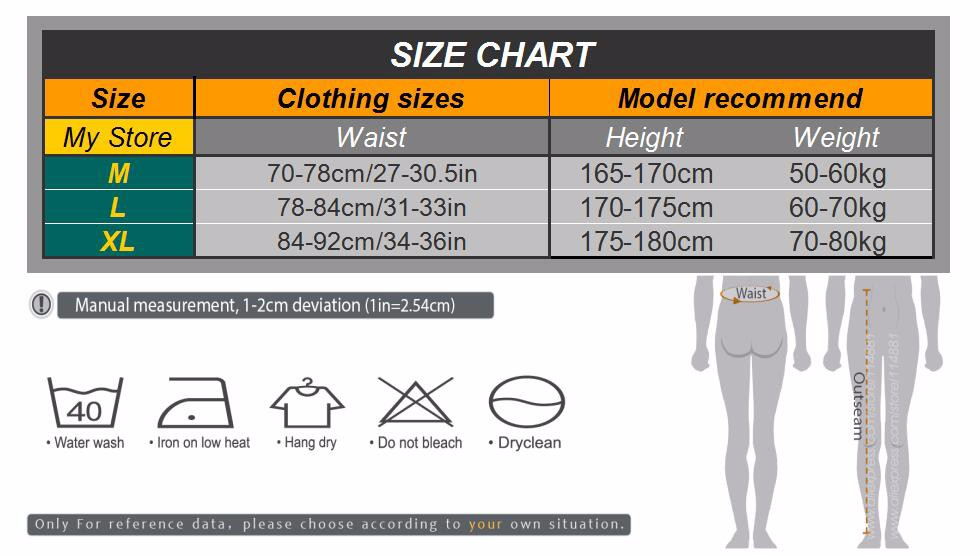 PF73 Size