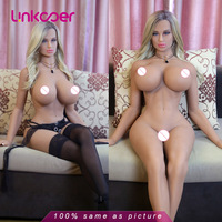 Linkooer Big Ass Silicone Sex Dolls 170cm Japanese Silicone Sex Love Doll Huge Breast Vagina Real Pussy Sexy Product for Men