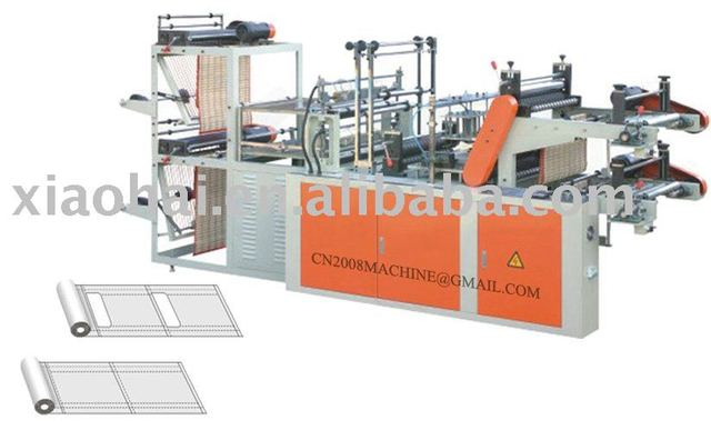 CATALOGUE COST Rolling garbage bag making machine
