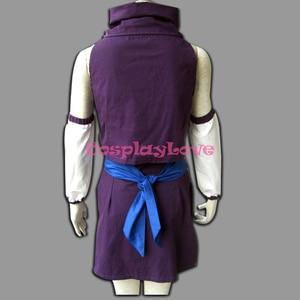 Image 2 - CosplayLove Naruto Shippuden Costume Cosplay di Naruto 1h Ino Yamanaka Cosplay Costume Su misura Per Le Ragazze Delle Donne di Età Del Capretto