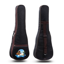 Free shipping 21inch Hawaiian guitar shoulder Ukulele bag travel small guitar bag simple 4-string small guitar case 21 Inch bags купить недорого в Москве