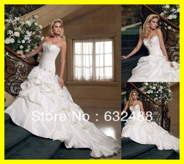 Plus Size Vintage Wedding Dresses Reception Old Fashioned Red White ...