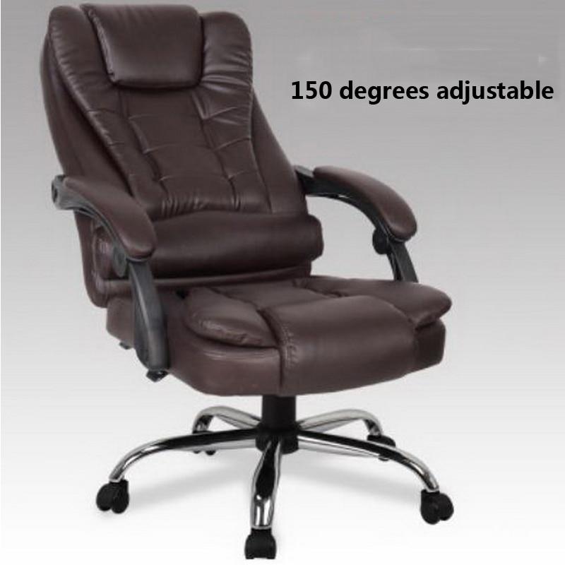 350105 / masszázs Az otthoni irodai számítógép székre fekszik / - Bútorok - Fénykép 3