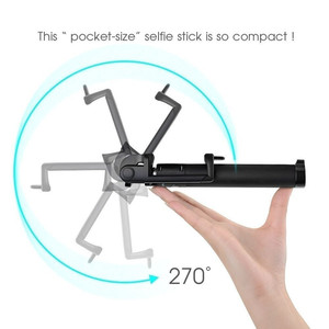 Image 5 - Selfie מקל עבור iPhone 6 s בתוספת 5 se 5S Huawei סמסונג Xiaomi Selfy מקל מובייל טלפון פאלו Perche Selfie פאלו Selfi Para Movil