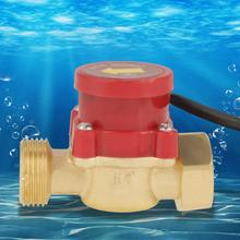 цена на Water Flow Pressure Switch HT-60 220V 0.5A G3/4 Thread Circulation Pump Connector Pressure Controller Switch